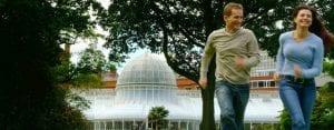 hotels near botanic gardens
