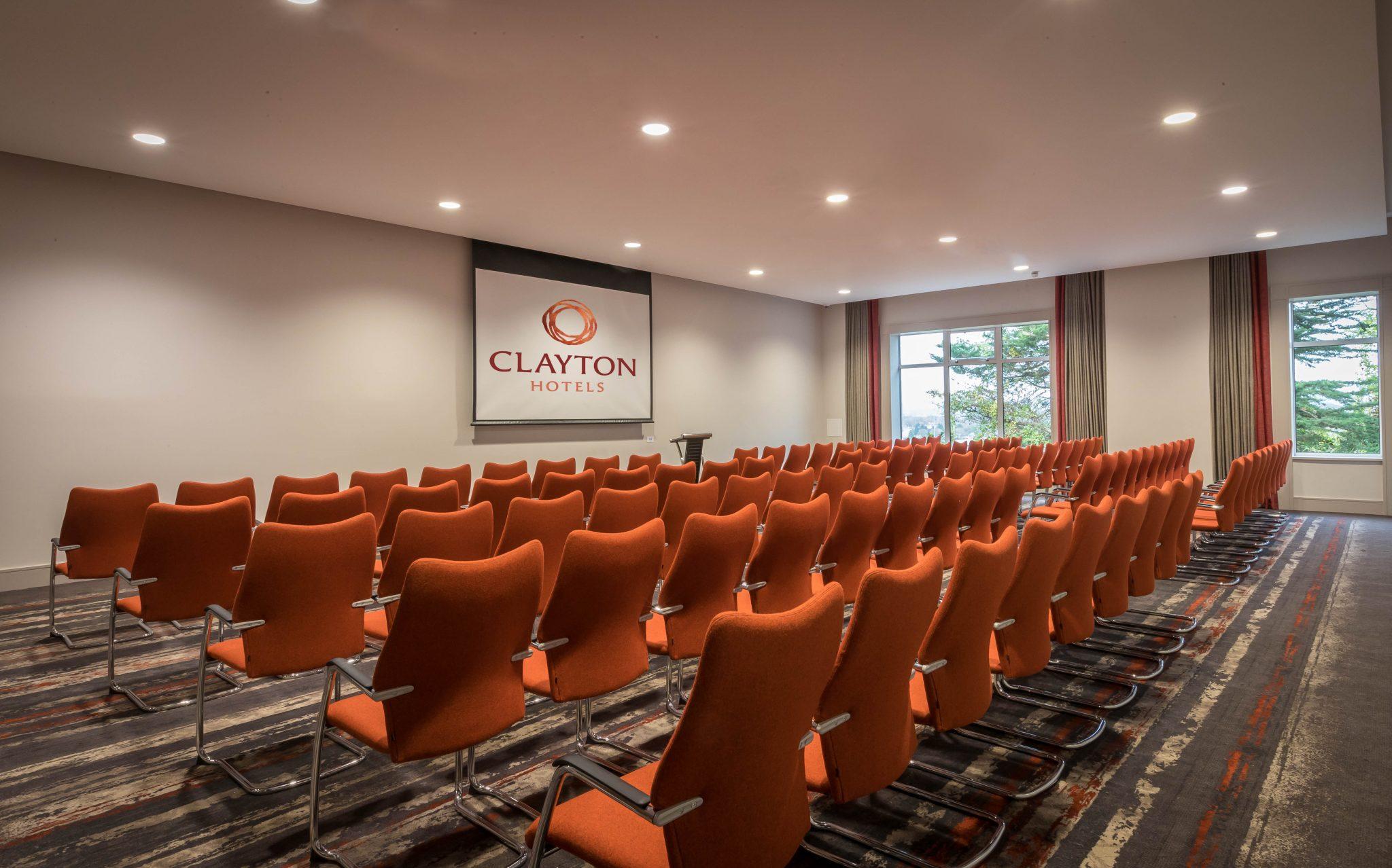 Clayton Hotel Belfast meeting rooms