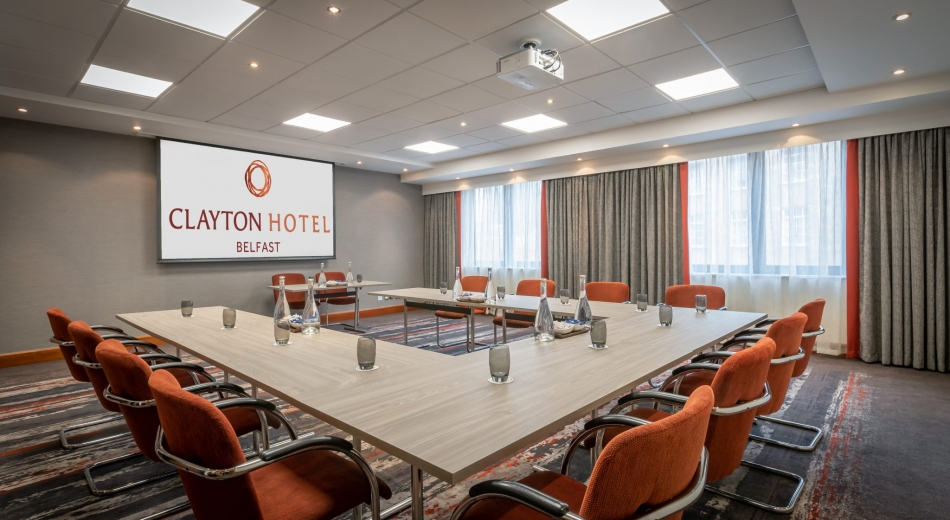 Meeting Room in Belfast city